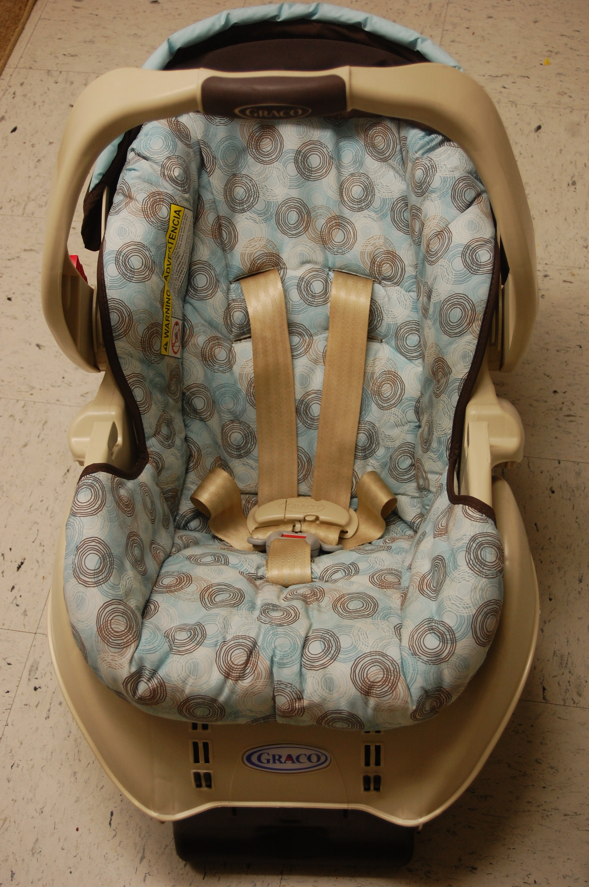 This Carseat Is Pristine The Stickers Arent Rubbed Off There Not A Crumb Nor Stain To Be Found All Of Parts Are And While It May Look