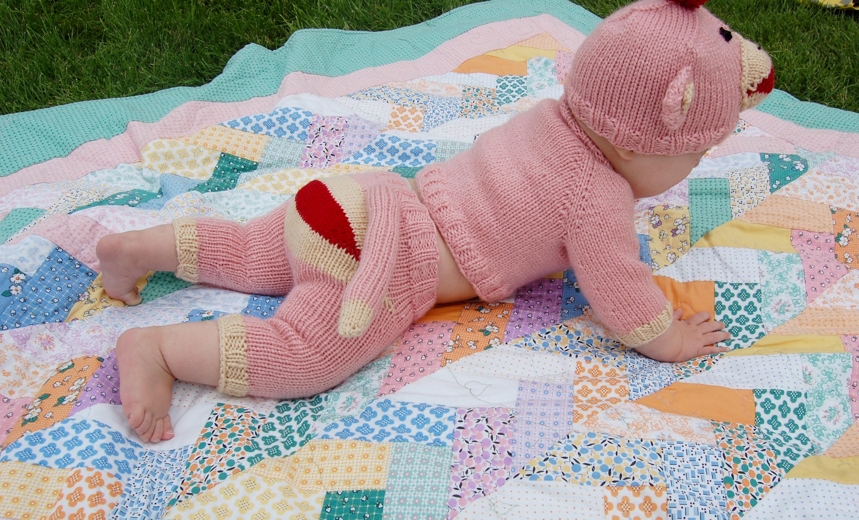pink socking video